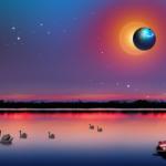 Eclipsa de Soare din Gemeni – 2 iunie 2011