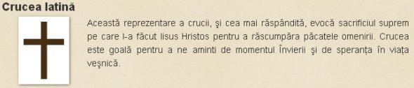 Crucea latina