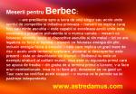 Job pentru zodia Berbec