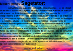 Job zodia Sagetator