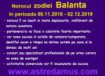 Norocul in 2019 la zodia Balanta