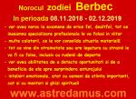 Norocul in 2019 la zodia Berbec