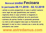 Norocul in 2019 la zodia Fecioara